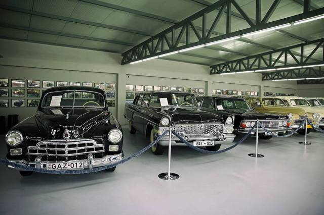 Tbilisi Auto Museum. Photo courtesy of Tbilisi City Hall