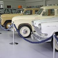 About Sights - Tbilisi Auto Museum