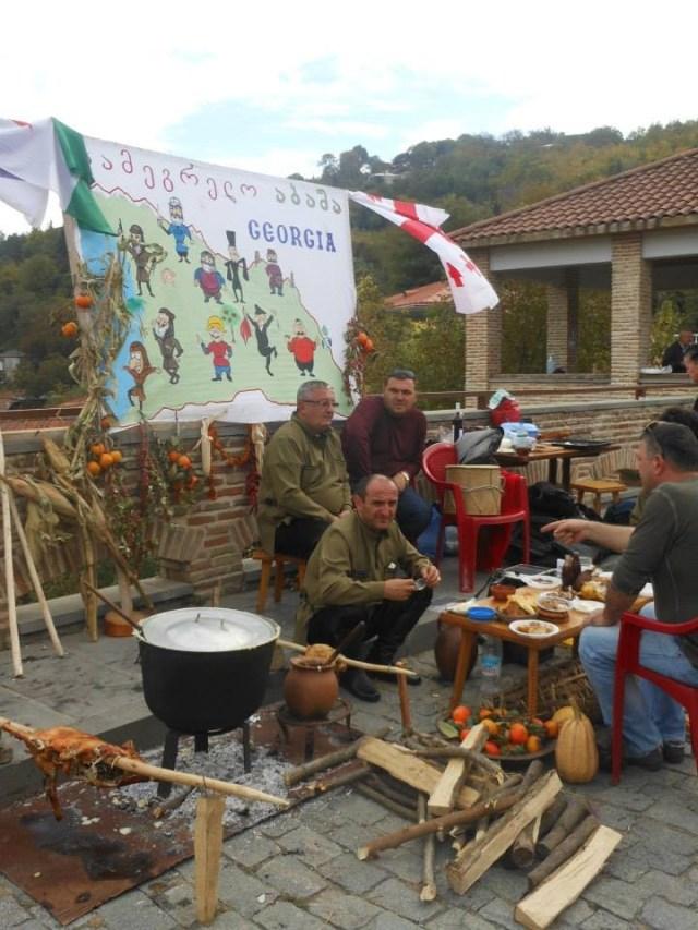 Wine Festival in Signagi