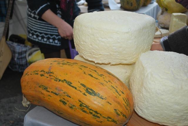 Cheese Festival at Georgia Expo in Tbilisi