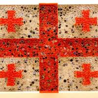 "About Art - David Datuna's ""Georgia - hope of millions"""