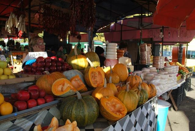 Stall at the Dezerter Bazaar