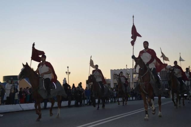 Pazisoba riders.