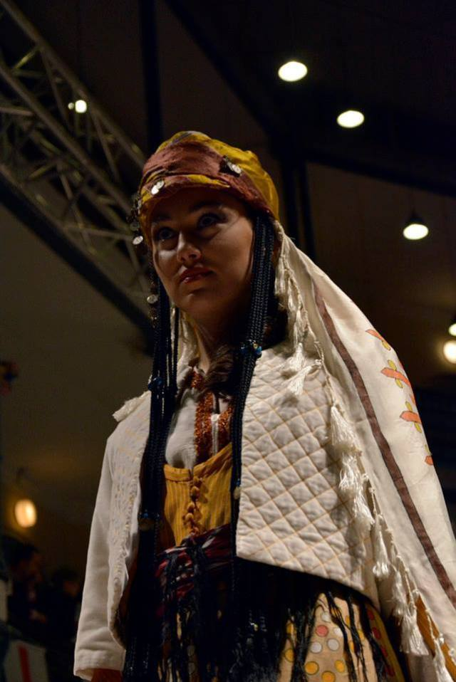 Turkish Fashion Show held in the Tbilisi History Museum
