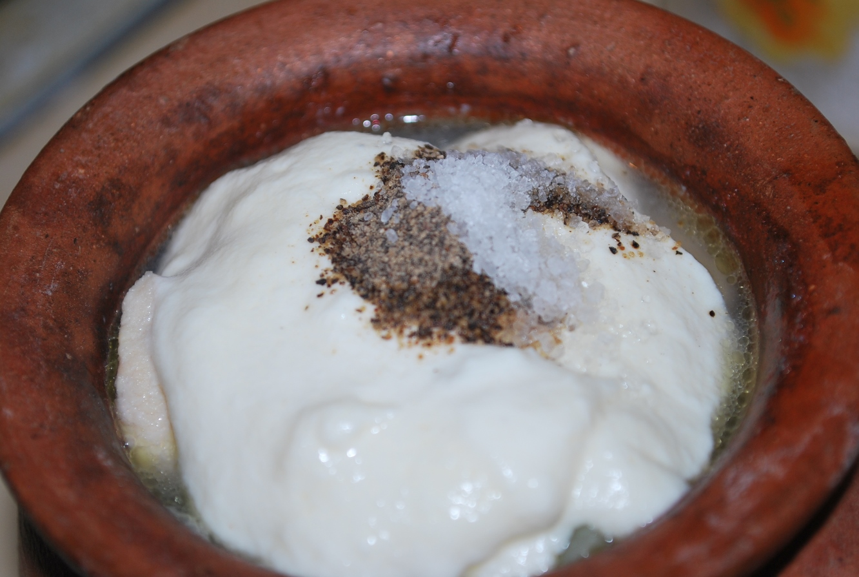 Adding Sour Cream To Cake