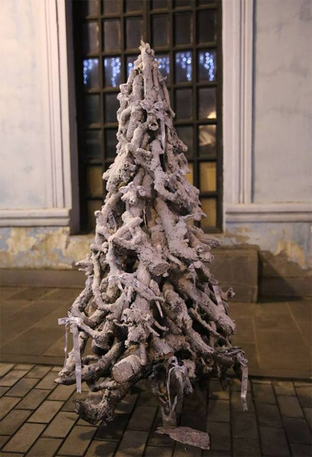 Christmas tree design by Chronograph