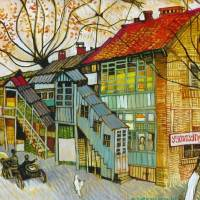 About Art - Paintings by Otar Imerlishvili