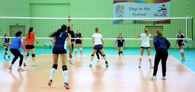 Volleyball at the Tbilisi 2015 - European Youth Olympic Festival (EYOF)