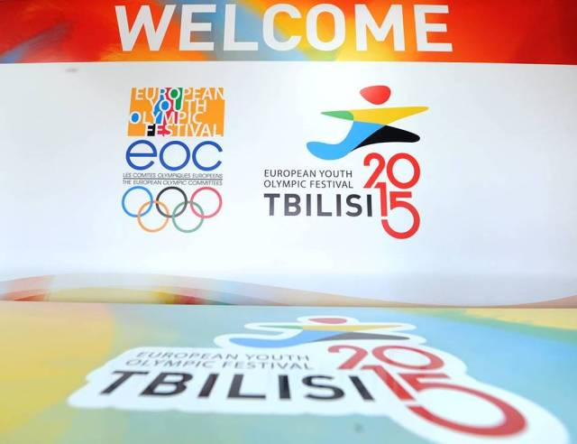 """Tbilisi 2015"" - European Youth Olympic Festival (EYOF)"