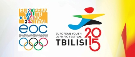Tbilisi 2015 - European Youth Olympic Festival