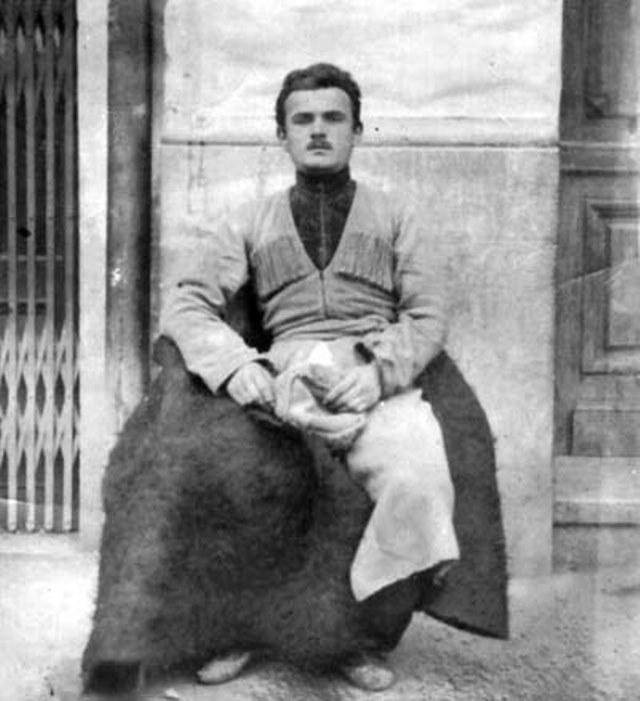Mikha Khelashvili (1900 – 1925)