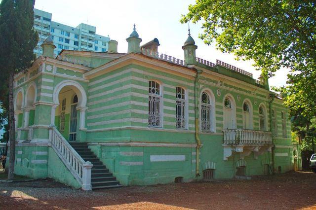 Mushtaid Garden in Tbilisi