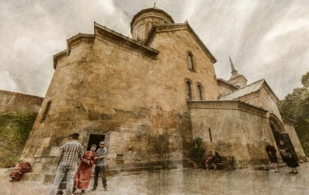 The Sioni Cathedral of the Dormition in Tbilisi_1 - Copy