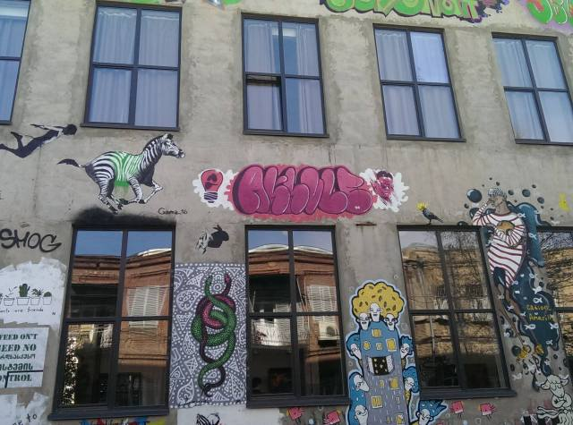 Fabrika, Tbilisi_2