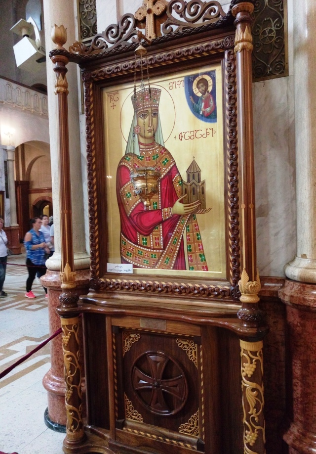 Icon in Sameba Cathedral_1