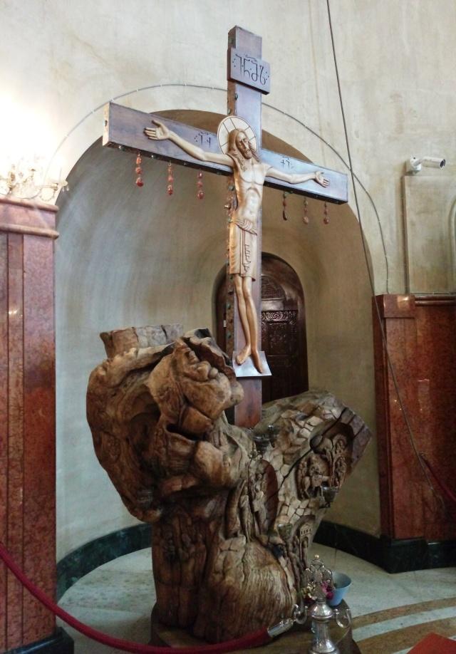 Interior of Sameba Cathedral_5