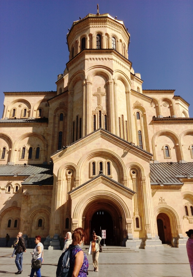 The Holy Trinity Cathedral of Tbilisi_1