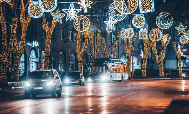 New Year Lights in Tbilisi_Photo source_Tbilisi City Hall