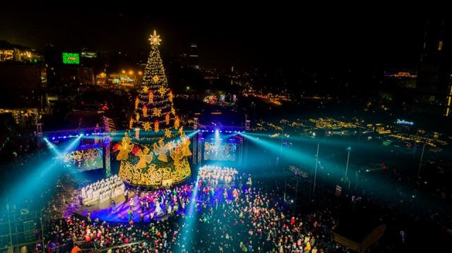 New Year Lights in Tbilisi_Photo source_Tbilisi City Hall_1