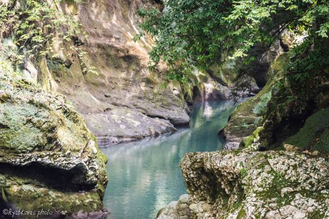 Martvili Canyons_7